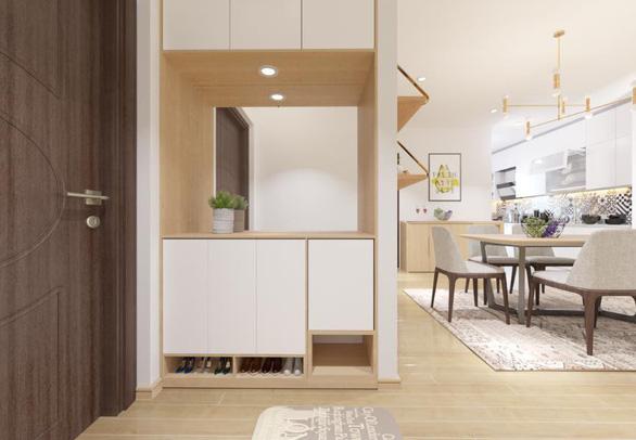 Tư vấn hoàn thiện nội thất căn hộ 3 phòng ngủ với kinh phí 200 triệu đồng - Ảnh 4.