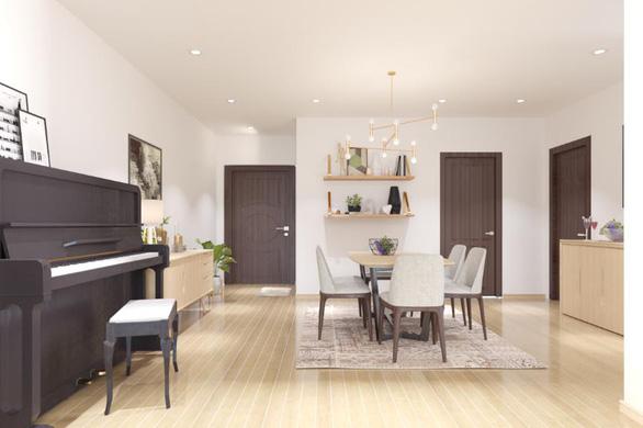 Tư vấn hoàn thiện nội thất căn hộ 3 phòng ngủ với kinh phí 200 triệu đồng - Ảnh 5.