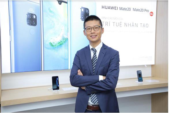 Huawei khai trương cửa hàng trải nghiệm tại TP HCM - Ảnh 5.