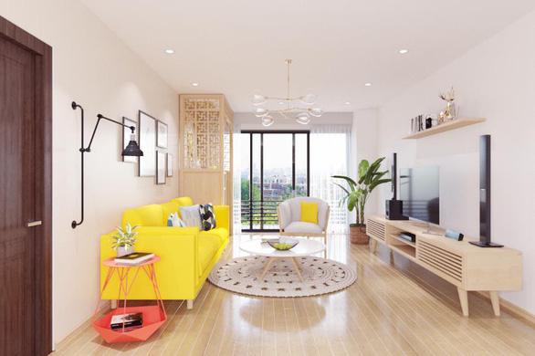 Tư vấn hoàn thiện nội thất căn hộ 3 phòng ngủ với kinh phí 200 triệu đồng - Ảnh 6.