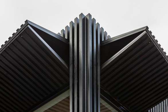 Giải pháp cơi nới sân thượng thành phòng làm việc tại gia - Ảnh 6.