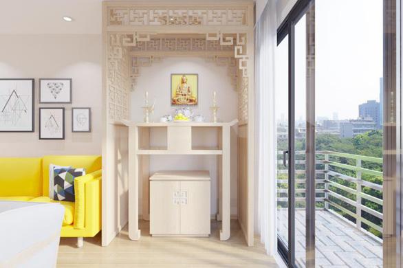 Tư vấn hoàn thiện nội thất căn hộ 3 phòng ngủ với kinh phí 200 triệu đồng - Ảnh 7.