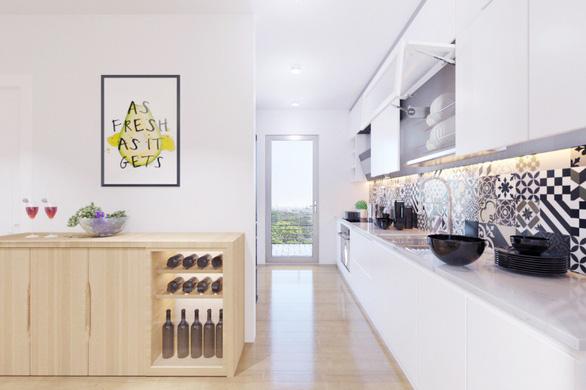 Tư vấn hoàn thiện nội thất căn hộ 3 phòng ngủ với kinh phí 200 triệu đồng - Ảnh 8.