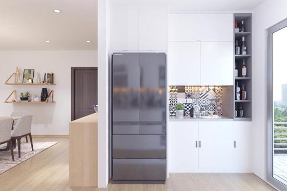 Tư vấn hoàn thiện nội thất căn hộ 3 phòng ngủ với kinh phí 200 triệu đồng - Ảnh 9.