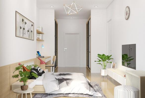 Tư vấn hoàn thiện nội thất căn hộ 3 phòng ngủ với kinh phí 200 triệu đồng - Ảnh 10.