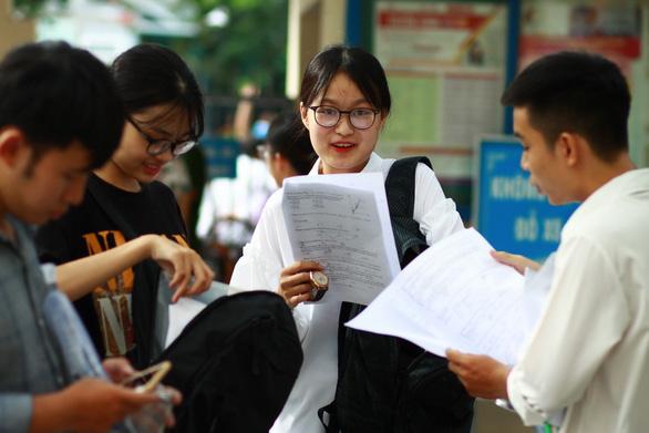 Danh sách trúng tuyển vào các trường thuộc Đại học Đà Nẵng - Ảnh 1.