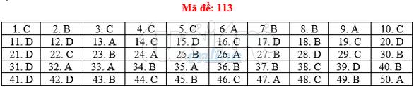 Bài giải gợi ý môn toán thi THPT quốc gia 2019 - đủ 24 mã đề - Ảnh 14.