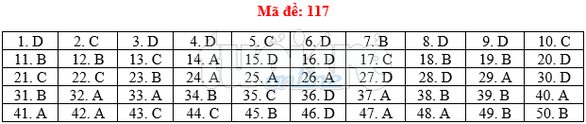 Bài giải gợi ý môn toán thi THPT quốc gia 2019 - đủ 24 mã đề - Ảnh 18.