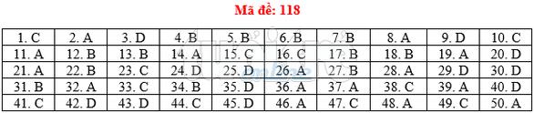 Bài giải gợi ý môn toán thi THPT quốc gia 2019 - đủ 24 mã đề - Ảnh 19.