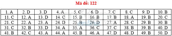 Bài giải gợi ý môn toán thi THPT quốc gia 2019 - đủ 24 mã đề - Ảnh 23.