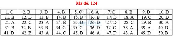 Bài giải gợi ý môn toán thi THPT quốc gia 2019 - đủ 24 mã đề - Ảnh 25.
