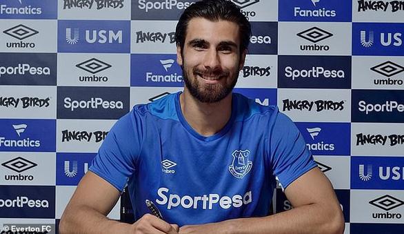 Everton chi 22 triệu bảng mua đứt Andre Gomes từ Barcelona - Ảnh 1.
