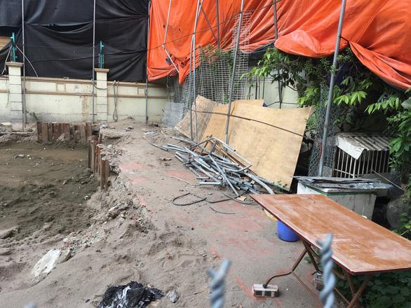 Người dân vườn đào kêu cứu vì tường nứt, nền nhà sụt lún - Ảnh 3.