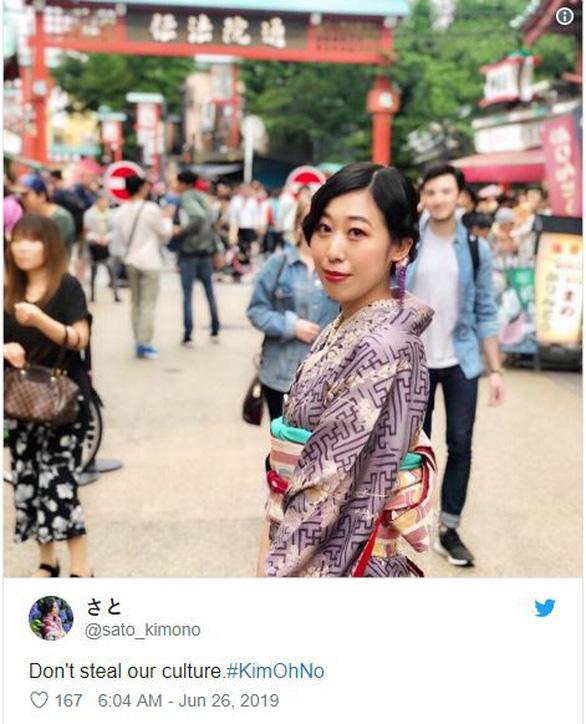 Sao Mỹ khiến người Nhật giận dữ vì ra mắt đồ lót 'kimono - Ảnh 4.