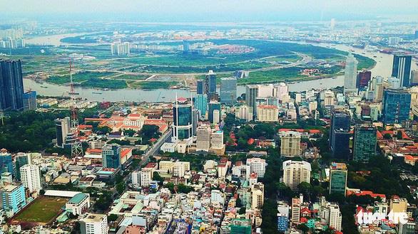Kiến nghị xem xét trách nhiệm cán bộ vi phạm vụ khu đô thị mới Thủ Thiêm - Ảnh 1.