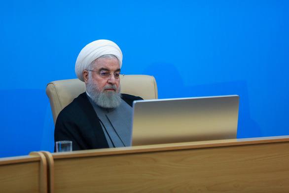 Tổng thống Iran nói không muốn gây chiến nhưng sẵn sàng đương đầu với Mỹ - Ảnh 1.