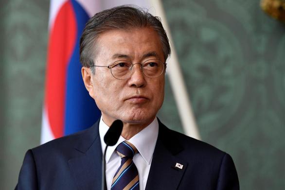Tổng thống Hàn: Mỹ - Triều đang bí mật thảo luận về thượng đỉnh lần 3 - Ảnh 1.