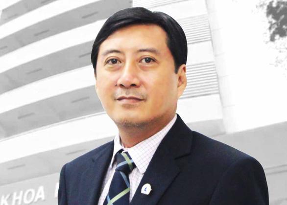 PGS.TS Trần Lê Quan