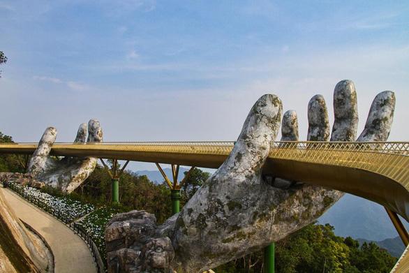 Cầu Vàng - nguồn cảm hứng lan tỏa vẻ đẹp quê hương - Ảnh 1.