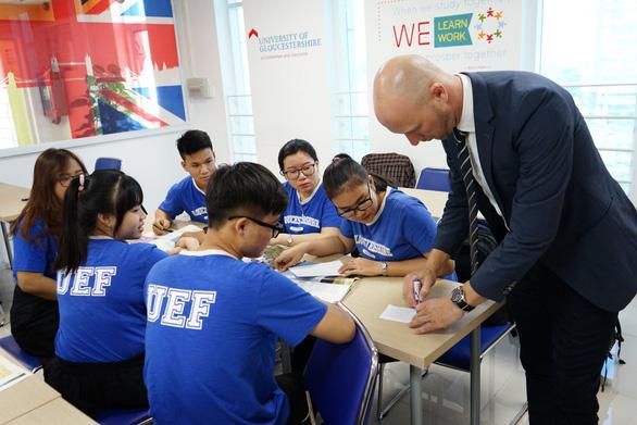 Cơ hội trải nghiệm nền giáo dục hàng đầu Anh Quốc - Ảnh 2.