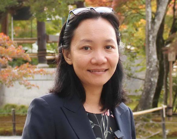 TS Nguyễn Tuyết Phương