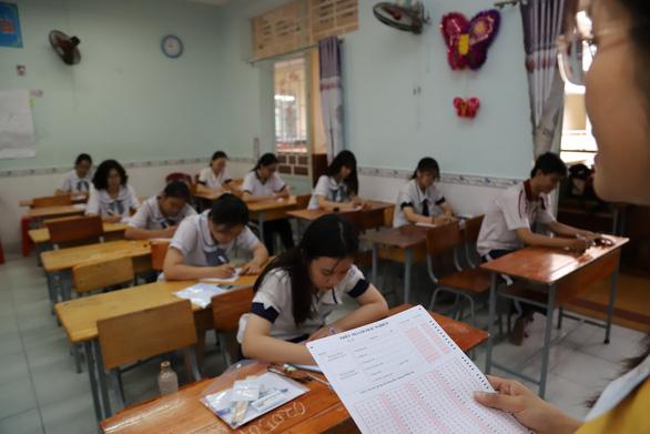 Điểm chuẩn tất cả trường thành viên Đại học Quốc gia Hà Nội - Ảnh 1.