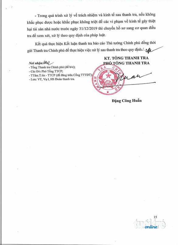 Thanh tra Chính phủ công bố kết luận thanh tra Thủ Thiêm - Ảnh 16.