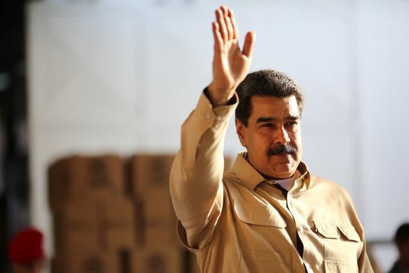 Venezuela phá âm mưu đảo chính, ám sát tổng thống Maduro - Ảnh 1.