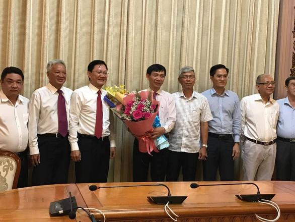 Phó giám đốc Sở Giao thông vận tải TP.HCM được điều động về SAMCO - Ảnh 1.