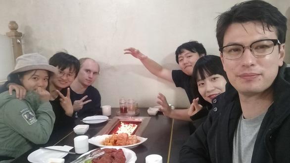 Sinh viên Úc nghi bị giam giữ ở Triều Tiên, chính phủ Úc lo sốt vó - Ảnh 1.
