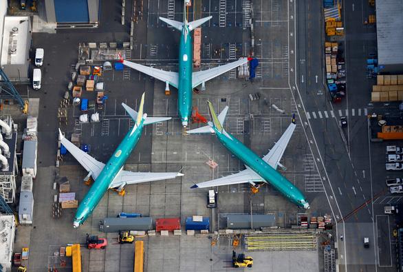 Mỹ tiếp tục phát hiện lỗi phần mềm mới trên máy bay Boeing 737 MAX - Ảnh 1.