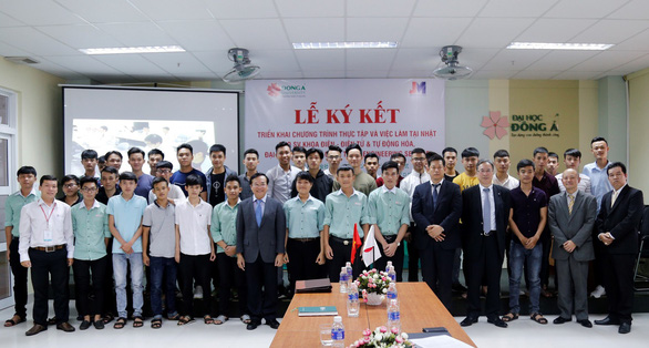 ĐH Đông Á - tạo dựng cơ hội cuộc đời cho sinh viên - Ảnh 3.