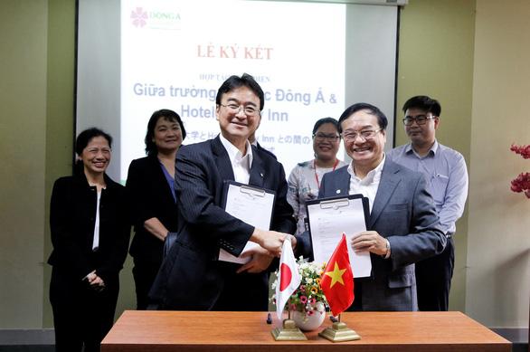 ĐH Đông Á - tạo dựng cơ hội cuộc đời cho sinh viên - Ảnh 2.