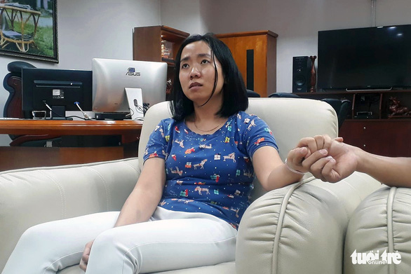 Nữ bác sĩ bị chồng sản phụ hành hung: Tôi không biết chuyện gì xảy ra - Ảnh 2.