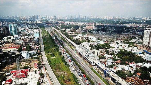 Tuyến đường sắt Cát Linh - Hà Đông sẽ dài thêm 20km - Ảnh 2.