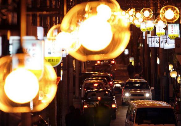Phố đèn đỏ nổi tiếng ở Osaka tự nguyện đóng cửa trước thượng đỉnh G20 - Ảnh 3.