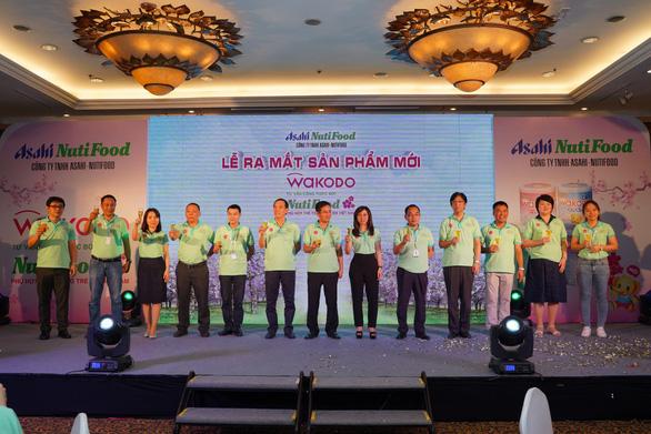 Liên doanh Asahi Nutifood đưa sữa chuẩn Nhật về Việt Nam - Ảnh 2.