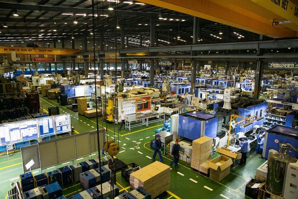 Nửa triệu chiếc xe xuất xưởng - dấu ấn Toyota - Ảnh 2.