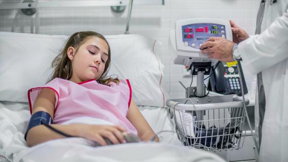 Nguyên nhân gây hạ huyết áp sau phẫu thuật - Ảnh 1.