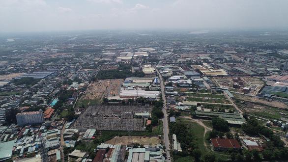 Đất nền Thuận An lập đỉnh giá mới - Ảnh 3.