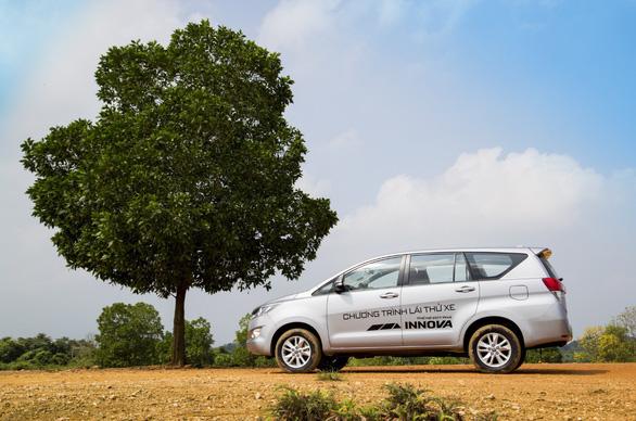 Nửa triệu chiếc xe xuất xưởng - dấu ấn Toyota - Ảnh 3.