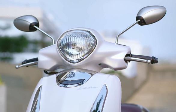 Yamaha Latte quyến rũ chị em với thiết kế ngọt ngào - Ảnh 3.