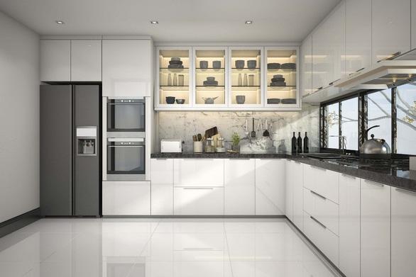 Tìm hiểu cách bố trí phòng bếp hình chữ L - Ảnh 10.