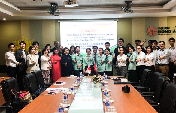 ĐH Đông Á - tạo dựng cơ hội cuộc đời cho sinh viên - Ảnh 4.