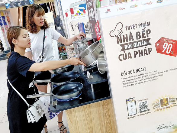 Đi siêu thị Co.opmart: An tâm mua hàng, nhận quà độc quyền cao cấp - Ảnh 3.
