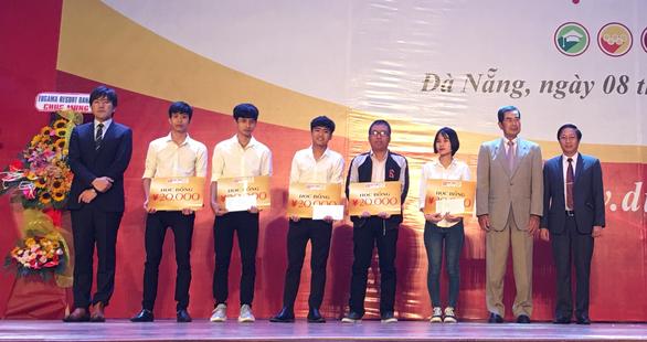 Đại học Duy Tân ký hiệp định thư với quỹ hỗ trợ du học Nhật - Ảnh 2.