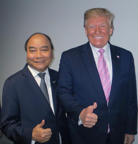 Thủ tướng Nguyễn Xuân Phúc chụp ảnh cùng lãnh đạo các nước G20 - Ảnh 2.