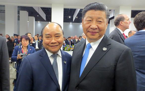 Thủ tướng Nguyễn Xuân Phúc chụp ảnh cùng lãnh đạo các nước G20 - Ảnh 3.