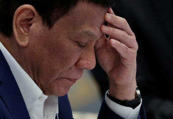 Philippines cải chính phát ngôn của ông Duterte về Biển Đông - Ảnh 1.