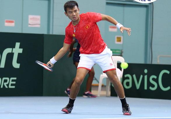 Tuyển VN giành suất thăng hạng tại Davis Cup - Ảnh 2.